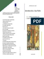 Cuaderno 11 Pastorales