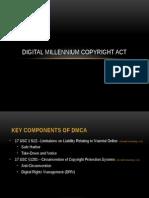 Digital Millennium Copyright Act (DMCA) Presentation Final