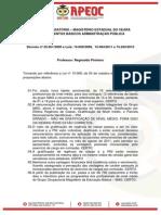 Decretos - Assuntos Salariais Do Magistério Estadual
