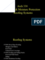 Lecture 21- Roof Systems