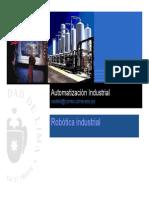 10 - Robótica Industrial