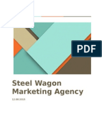 steel wagon marketing agency proposal