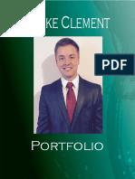 Blake Clement's Portfolio