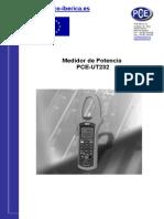 Manual Pce Ut232