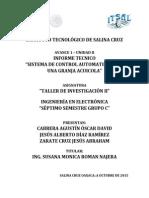 Informe Tecnico E-11