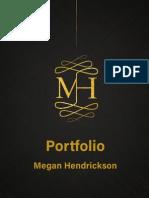 Portfolio - Megan Hendrickson
