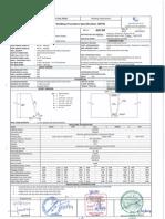 1. Main Line Welding specification