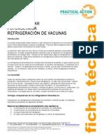 KnO-100740_Energia Solar FV Refrigeracion de Vacunas