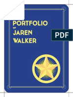 The Portfolio of Jaren Walker