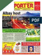 Bikol Reporter November 22 - 28, 2015 Issue