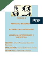 Proyecto Integrador. Modulo 8