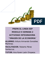 Imagen de la Economia. Modulo 9