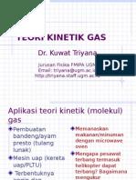 Chapter 09 Teori Kinetik Gas Kuwa1
