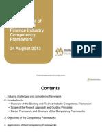 Banking Comp Framework