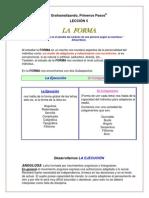 Leccion 05-La Forma