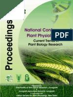Proceedings Book NCPP 2013, ICAR-DGR, Directorate of Groundnut Research, Junagadh