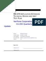 MD070 CU-293 Quarterly PO Price Updaterev1