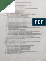 Subiecte Urologie (2015-2016)