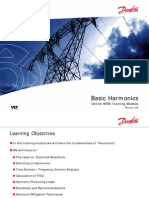 Basic Harmonics Training