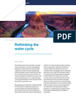 Rethinking the Water Cycle - Circular Economy