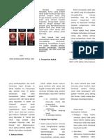 Leaflet Anti Merokok