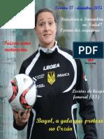 Revista FutbolFemenino. Decembro 2015