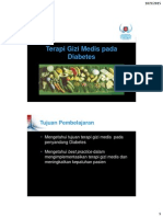 PDCI Core Kit 8 Terapi Gizi Medis