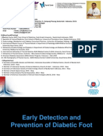 PDCI Core Kit 15 Early Detection and Prevention of Diabetic Foot Dr. Hendra Zufry
