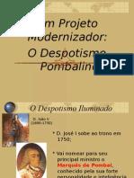 4 O Despotismo.ppt
