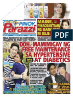 Pinoy Parazzi Vol 9 Issue 5 - December 14 - 15, 2015