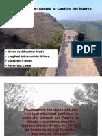 Subida Al Castillo Del Puerto