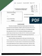 Acuerdo Caso Agte. Jeannette Caraballo (Discrimen genero y represalias)