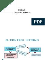 Control Interno Unidad 2 Semana 2 Internet