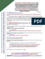 20151213-G. H. Schorel-Hlavka O.W.B. to Mr Garry Harvey-Re Perceived Deceptive-misleading Advertising-etc