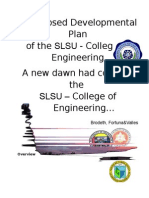 Development Plan - College of Engineering
