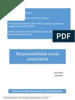 20151120 Responsabilidad Social Corporativa