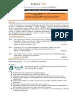 CV of Dr.rajarshi Patel (Autosaved)
