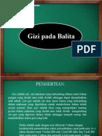 Presentation of Gizi