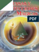 Duarte J. P. - Defensas Y Protecciones Magicas