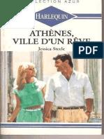 Athenes Ville d'Un Reve - Jessica Steele