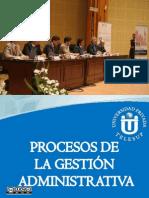 Procesos de Gestión Administrativa