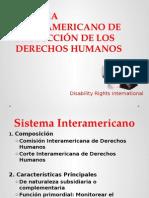 ssistema interamericano de proteccion de los derechos humanos