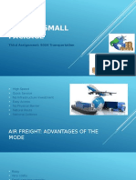 Air and Small Package