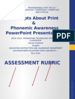 concepts about print- powerpoint presentation