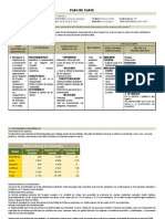 Plan de Clase de Ciencias Naturales 10mo EGB