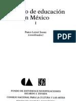 El desarrollo de la investigación educativa 1963-1996