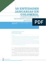 Entidades Bancarias Colombia, ANALICIS