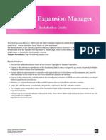 Yamaha Expansion Manager en Ig d0