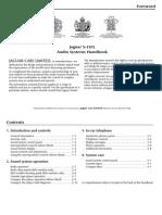 2000 Jaguar S-Type Audio Systems Handbook