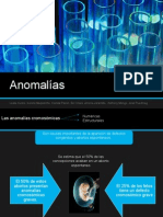 Diapositivas Anomalias